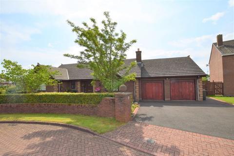 4 bedroom detached bungalow for sale - Douglas Court, Greencroft, Stanley