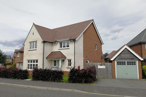 4 bedroom detached house for sale - Oakland Way, Penymynydd