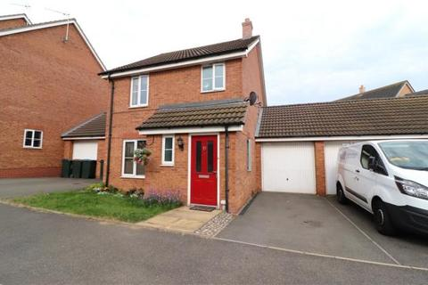 3 bedroom link detached house for sale - Shropshire Drive, Stoke, Coventry, West Midlands