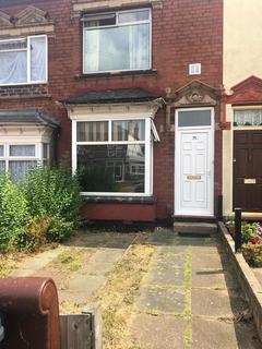 2 bedroom terraced house to rent - Ridgeway, Edgbaston, Birmingham
