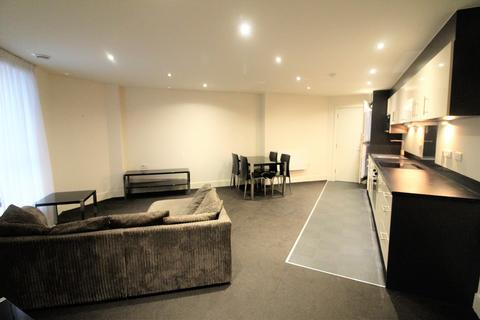 1 bedroom apartment to rent - Indigoblu, 14 Crown Point Rd, Leeds