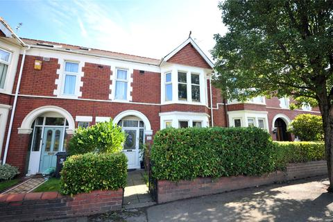 3 bedroom terraced house to rent - Newminster Road, Cardiff, CF23