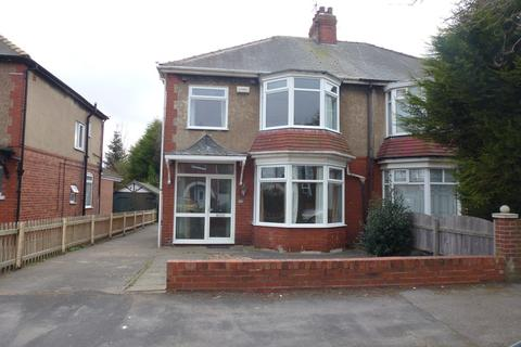 3 bedroom semi-detached house to rent - Allderidge Avenue, North Hull