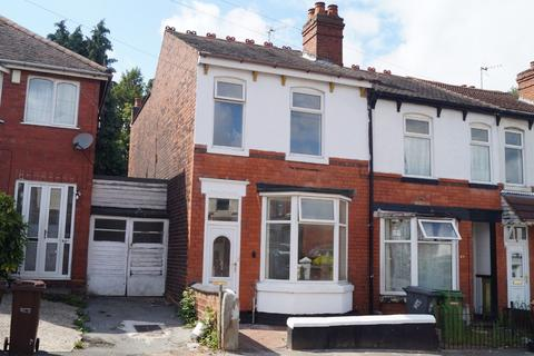3 bedroom end of terrace house for sale - Fowler Street, Blakenhall