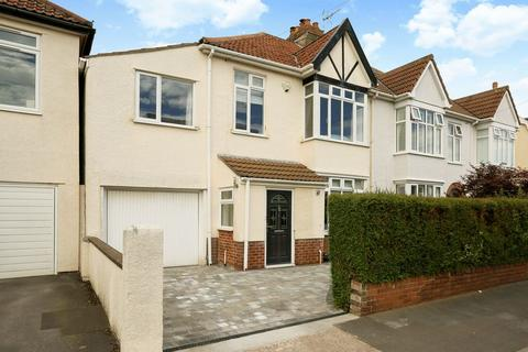 4 bedroom semi-detached house for sale - Charlecombe Road, Bristol