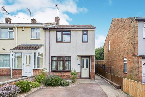 2 bedroom semi-detached house for sale - RODSLEY CRESCENT, LITTLEOVER