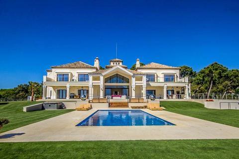 7 bedroom detached villa - Benahavis, Malaga, Spain