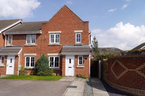 3 bedroom terraced house to rent - Ullswater Road, , Melton Mowbray, LE13 0LS