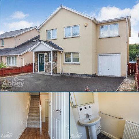 4 bedroom detached house for sale - Rhymney Walk,  Rhymney, NP22 5BL