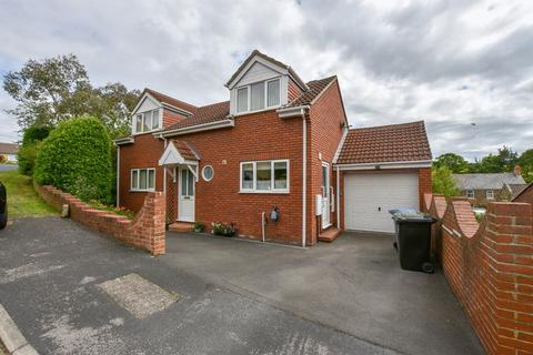 3 bedroom detached house for sale - Bank Close, Sleights