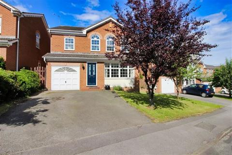 4 bedroom detached house for sale - Cardwell Drive, Woodhouse, Sheffield, S13 7XD