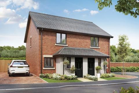 2 bedroom semi-detached house for sale - Plot 21, The York @ Hazel Green, Bowerham Road, Lancaster