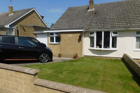 3 bedroom semi-detached bungalow for sale - South View, Bradford Abbas