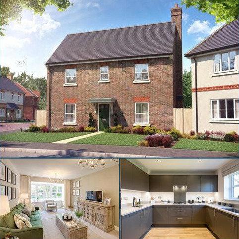 3 bedroom detached house for sale - The Robin, The Maltings, Benner Lane, West End, Woking, GU24