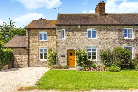 3 bedroom character property for sale - Caps Lodge, Eaton, Abingdon, Oxfordshire, OX13