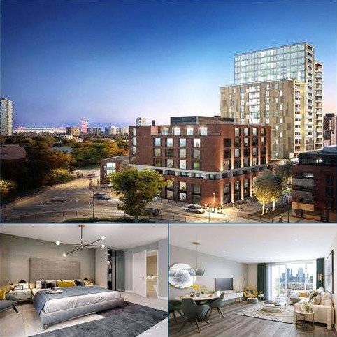 2 bedroom flat for sale - Lime Quarter, 75 Devons Road, Bromley-By-Bow, London, E3