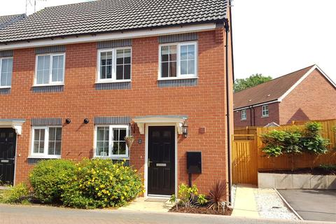 2 bedroom semi-detached house for sale - Homerton Vale, Mickleover, Derby