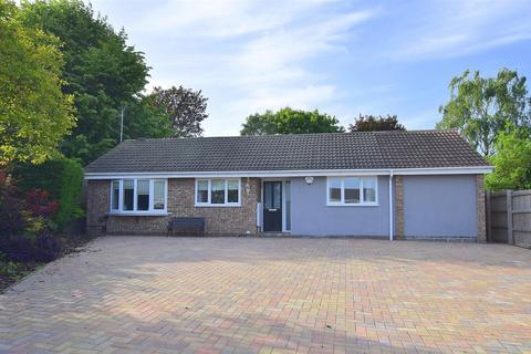 3 bedroom detached bungalow for sale - Windrush Close, Allestree, Derby