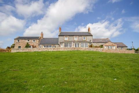 4 bedroom semi-detached house for sale - Ancroft, Berwick-upon-Tweed, TD15