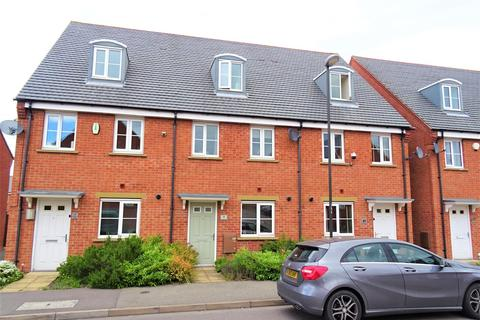 3 bedroom townhouse for sale - Davenport Way, Woodville, Derbyshire