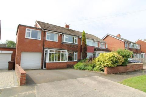 4 bedroom semi-detached house for sale - Ingleton Drive, Throckley, Newcastle Upon Tyne