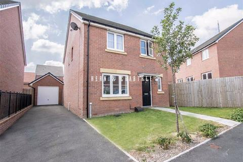 4 bedroom detached house for sale - Gwern Close, Culverhouse Cross, Cardiff