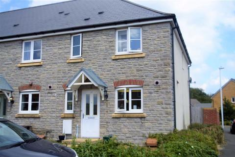 3 bedroom end of terrace house for sale - Parc Penderi, Swansea, SA4