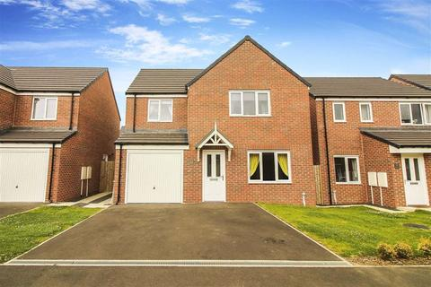 4 bedroom detached house for sale - Etal Drive, Amble, Northumberland
