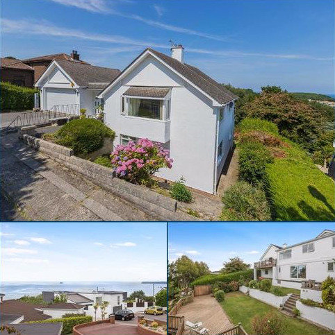 5 bedroom detached house for sale - Oxlea Close, The Lincombes, Torquay, Torbay, TQ1