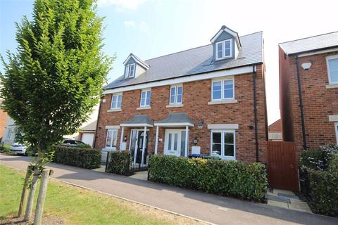 4 bedroom townhouse for sale - Sunrise Avenue, Bishops Cleeve, Cheltenham, GL52