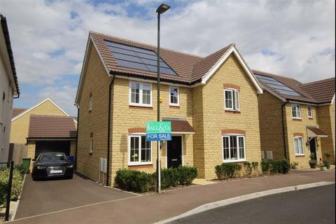 4 bedroom detached house for sale - Mirabelle Road, Bishops Cleeve, Cheltenham, GL52