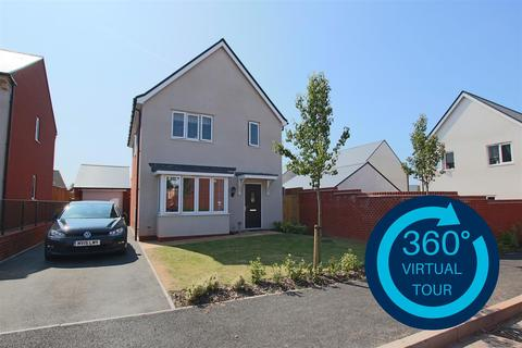 3 bedroom detached house for sale - Holland Drive, Pinhoe, Exeter