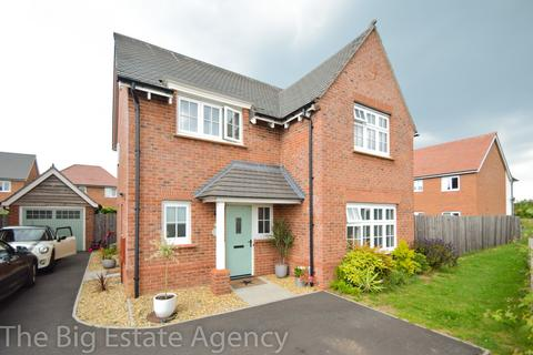 4 bedroom detached house for sale - Potterswheel Close, Buckley, CH7