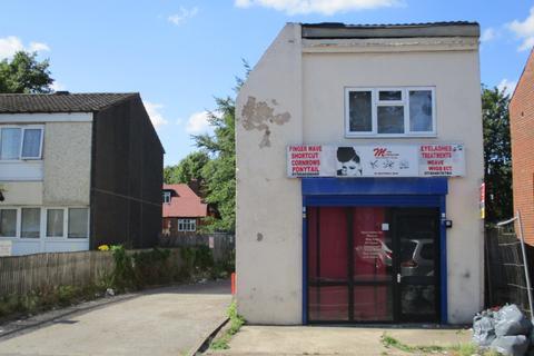 Shop to rent - HEATHFIELD ROAD, LOZELLS, BIRMINGHAM B19