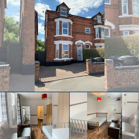 Studio to rent - Summerfield Crescent, Edgbaston B16