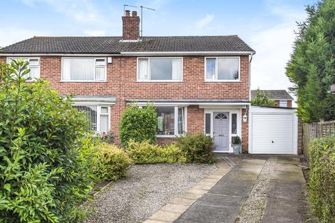 3 bedroom semi-detached house for sale - Sussex Close, York, YO10 5HY