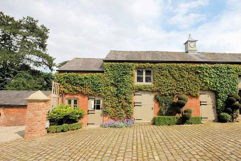 1 bedroom barn conversion to rent - Higher Dam Head Farm, Damson Lane, Mobberley