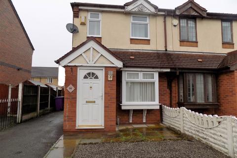 2 bedroom semi-detached house to rent - Coulport Close Dovecot Liverpool L14 2EL