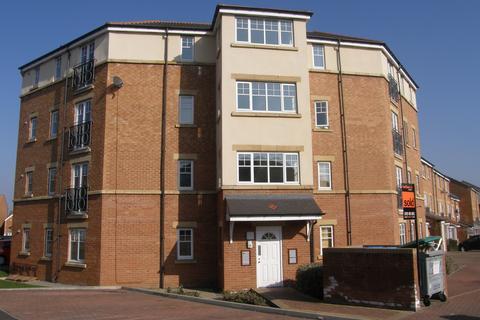 2 bedroom apartment for sale - Ovett Gardens, St James Village, Gateshead, NE8 3JH