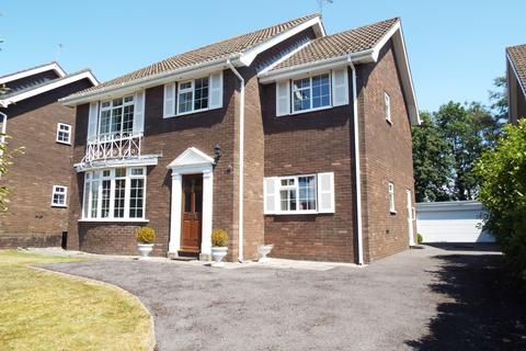 4 bedroom detached house for sale - 6 Northlands Park, Bishopston, Swansea, SA3 3JW
