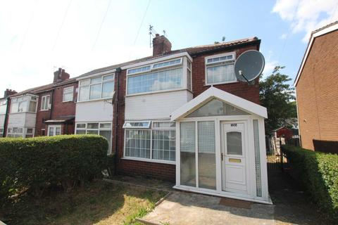 3 bedroom semi-detached house to rent - Hacking Street, Salford