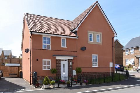 3 bedroom semi-detached house for sale - Shackleton Road, Yeovil, BA21