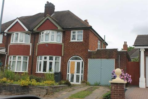 3 bedroom semi-detached house to rent - West Avenue, Handsworth Wood, Birmingham