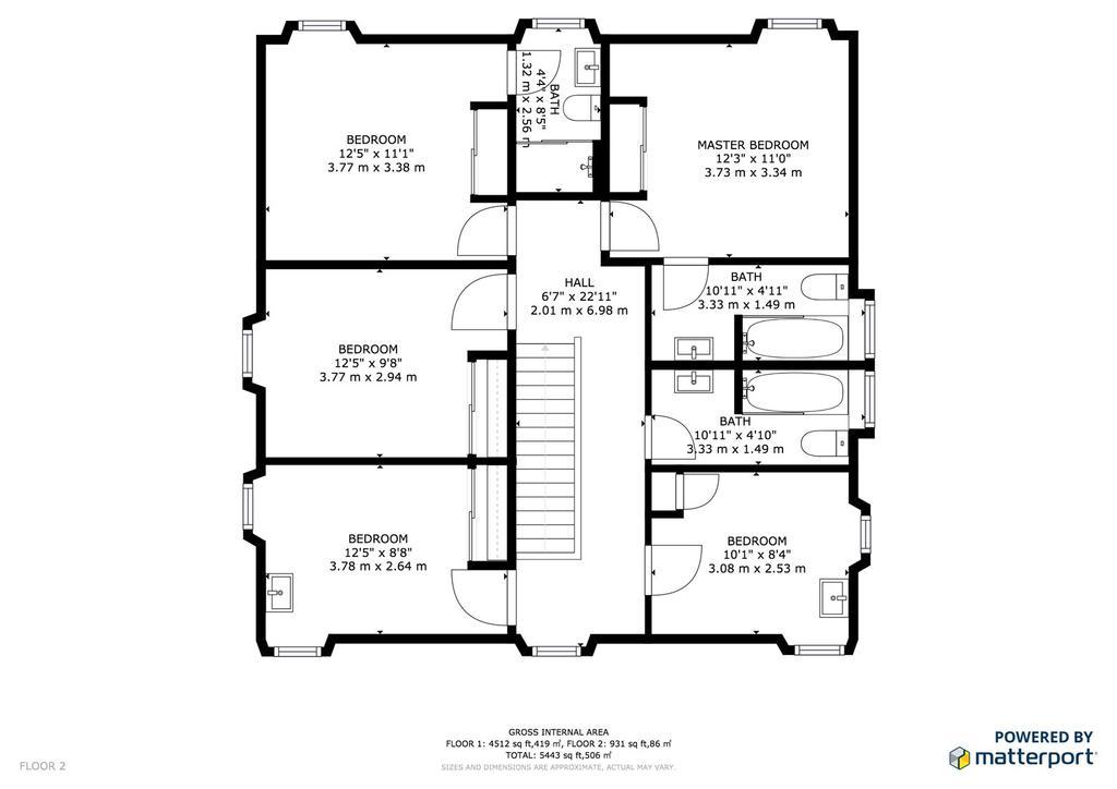 Floorplan 2 of 3: Picture No. 26