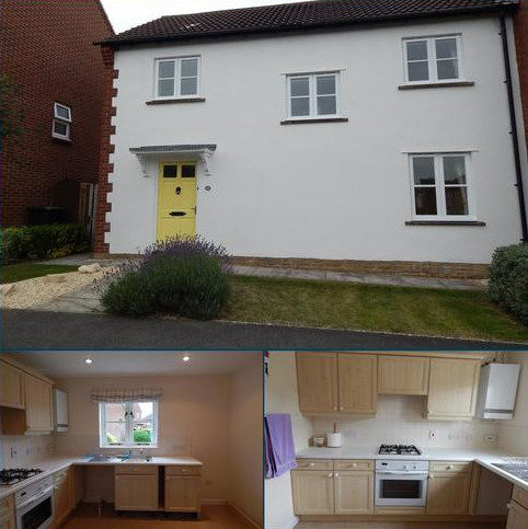 3 bedroom end of terrace house to rent - Granville Way, Sherborne, Dorset, DT9