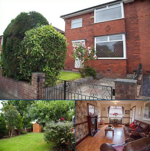 3 bedroom semi-detached house for sale - Meadow Way, Moston, Greater Manchester, M40