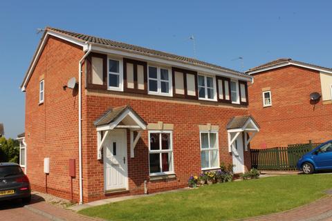 2 bedroom semi-detached house to rent - Braithegayte, Wheldrake, York, YO19 6TB