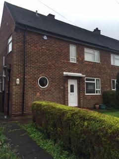 3 bedroom semi-detached house to rent - Redlands Road, solihull B91