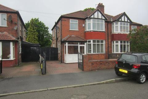 3 bedroom semi-detached house for sale - Woodside Road, Whalley Range, Manchester. M16 0BT