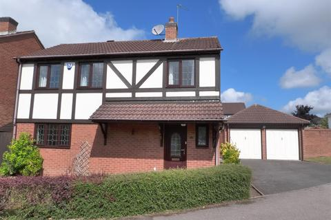 4 bedroom detached house to rent - Stanbrook Road, Monkspath, B90 4UT